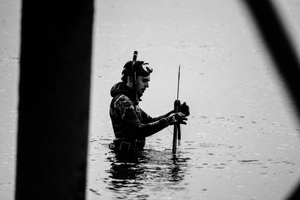uv jagt udstyr til undervandsjagt